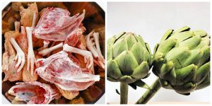Cùng xem cách kết hợp Atiso và xương gà trong món canh này như thế nào nhé!