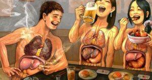 Cuộc sống hằng ngày con người đưa vào cơ thể không ít độc tố